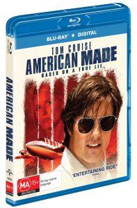 Win <em>American Made</em> on Blu Ray!