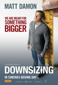Win a Double Pass to See <em>Downsizing</em>