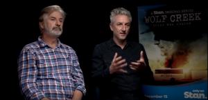 John Jarratt and Greg McLean Open Up About <em>Wolf Creek</em> Season 2