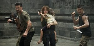 Bojana Novakovic: Fighting for the Future in <em>Beyond Skyline</em>