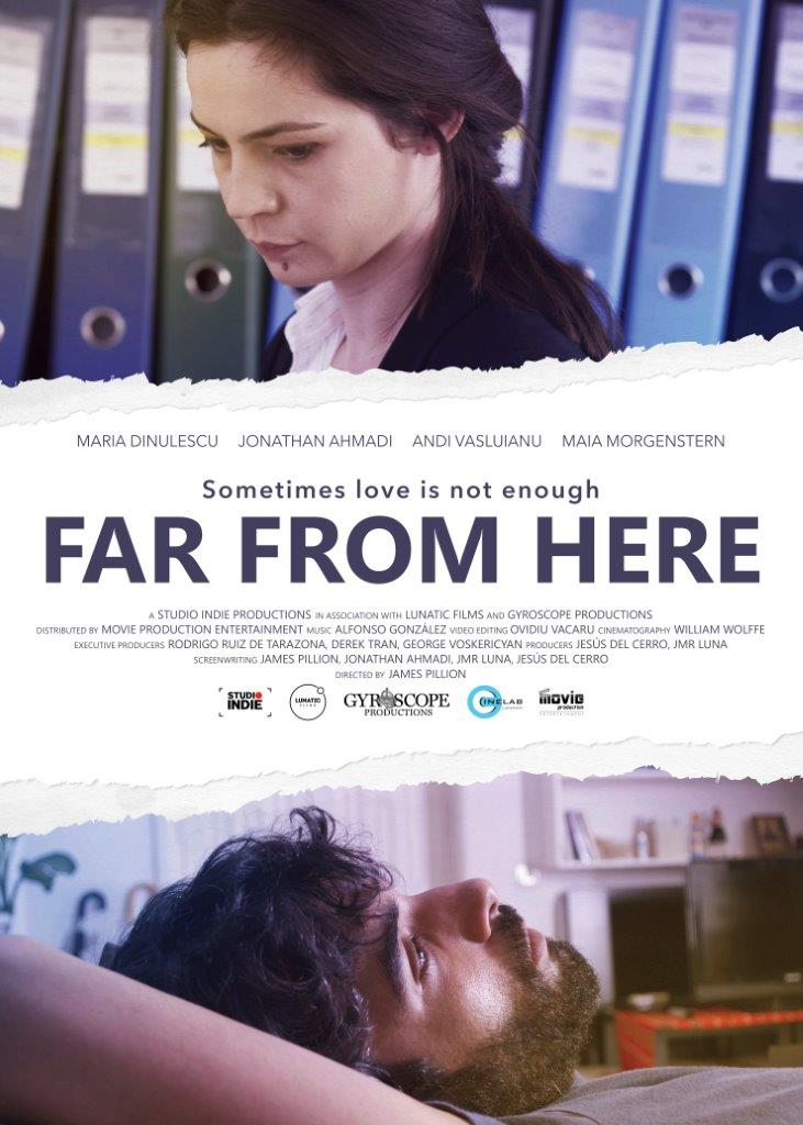 FilmInk Presents: <em>Far From Here</em>