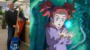 Geoffrey Wexler: Bringing Anime to the West with <em>Mary and the Witch's Flower</em>