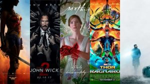 The Best Movie Posters of 2017