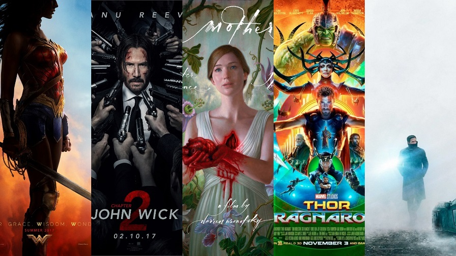 Summer Movies 2018 Posters: The Best Movie Posters Of 2017