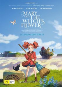 Win a Double Pass to See <em>Mary and the Witch's Flower</em>