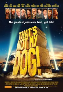 Win Tickets to the Australian Premiere of <em>That's Not My Dog!</em> - ClubInk Members only