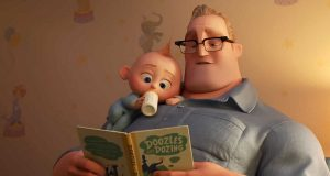 Mr Incredible is Mr Mom in the <em>Incredibles 2</em> Trailer!