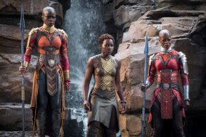 Lupita Nyong'o: The Panther Queen
