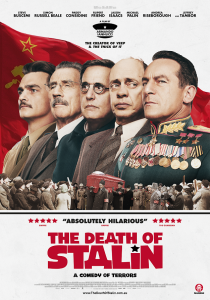 Win Tickets to <em>the Death of Stalin</em>