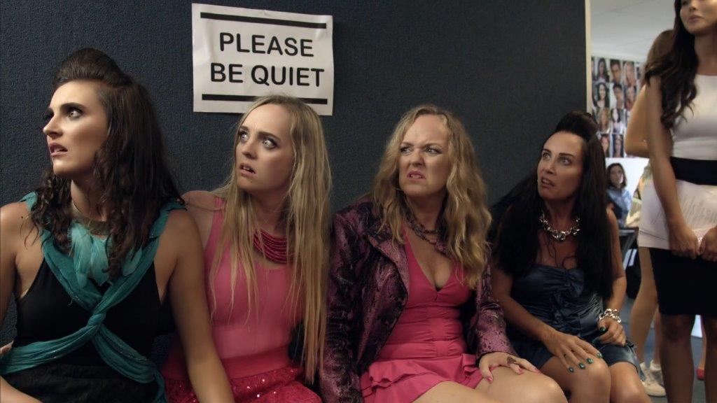 Ep 2 Mums & Girls waiting