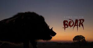 <em>Boar</em> Goes National with Monster Fest Presents