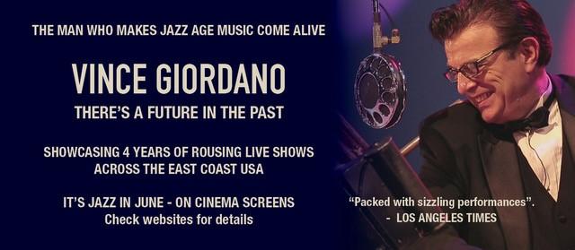 New York Jazz this June on EVENT MULTIPLEX Cinema screens! + Interstate/Regionals