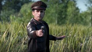 Steve Carell Plays with Dolls in the <em>Welcome to Marwen</em> Trailer