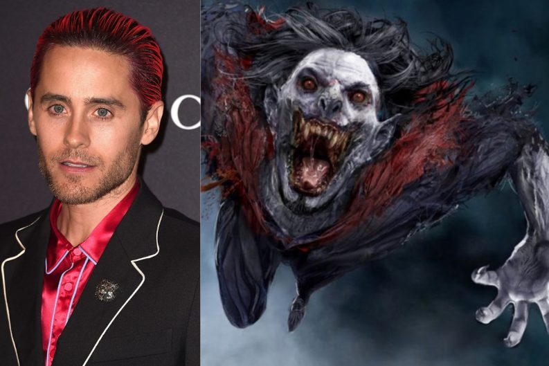 Jared Leto Morbius >> Jared Leto Is Morbius The Living Vampire In The Next Spider