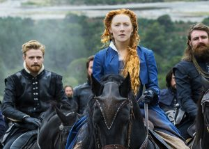 It's Ronan Vs Robbie in the <em>Mary Queen of Scots</em> Trailer