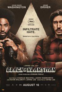 ClubInk Members! Win Tickets to a Special Advanced Screening of <em>BlacKkKlansman</em>