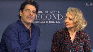 Vince Colosimo and Rachael Blake Talk About Reuniting for Stan's <em>The Second</em>