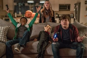 Return to the Haunted World of RL Stine with the <em>Goosebumps 2: Haunted Halloween</em> Teaser
