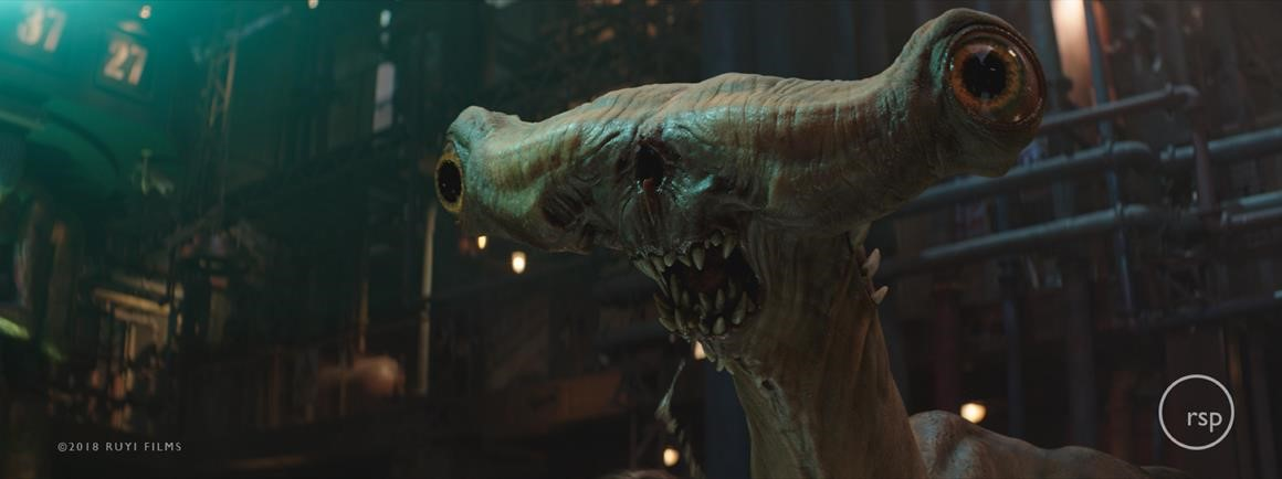 RISING SUN PICTURES CONJURES VFX MAGIC FOR ANIMAL WORLD