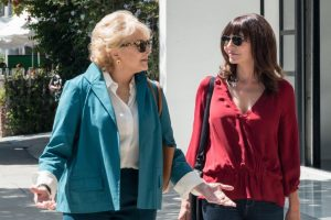 Mary Steenburgen and Candice Bergen: Book Clubbers