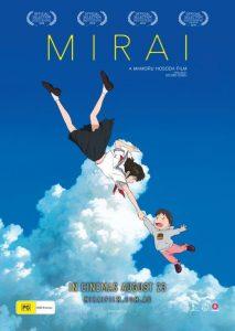 Win Tickets to <em>Mirai of the Future</em>!
