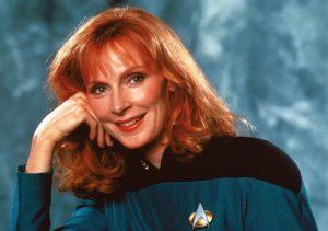 The Doctor is In: Talking to <em>Star Trek: The Next Generation</em>'s Gates McFadden
