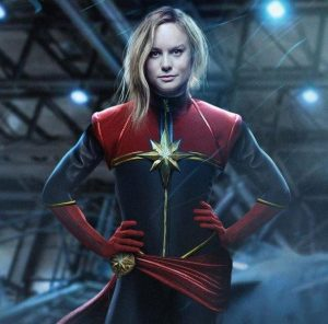 Trailer: <i>Captain Marvel</i>
