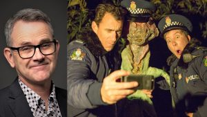 Paul Yates: Keep Wellington Paranormal