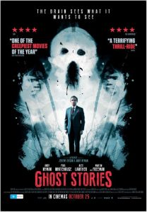 Win a double pass to see <i>Ghost Stories</i>