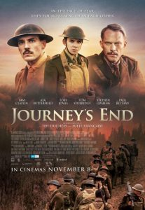 Win a double pass to <i>Journey's End</i>