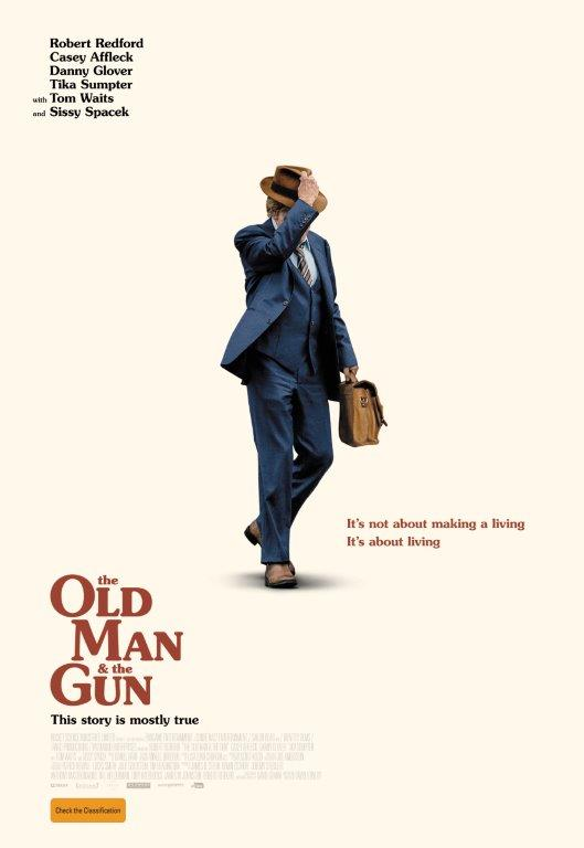 Movie of the Month: <i>The Old Man & The Gun</i>