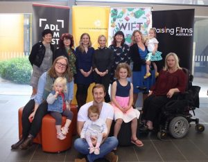 Emotional Response to <i>Raising Films</i> Launch at Adelaide Film Festival