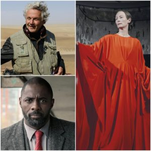 George Miller to return with Love Story starring Tilda Swinton and Idris Elba