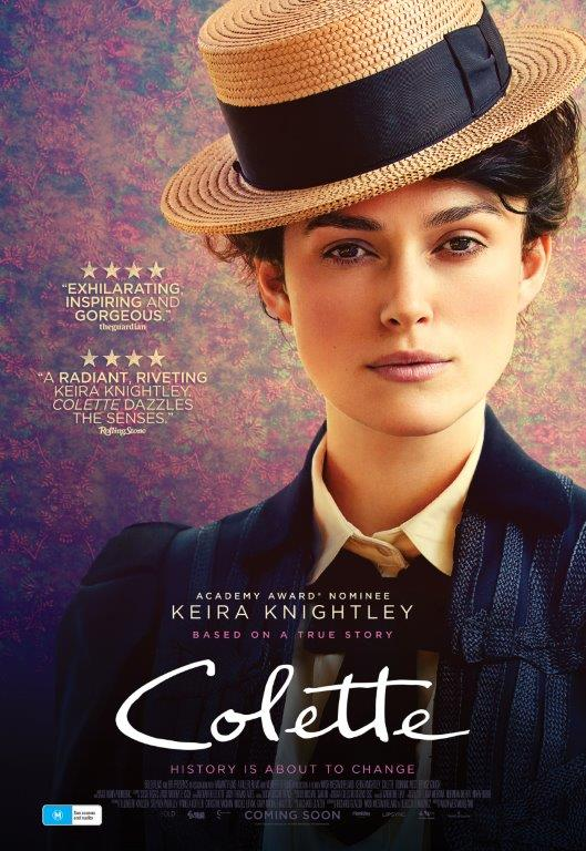 Movie of the Month: <i>Colette</i>