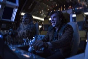 An Amazing Run: Supervising VFX on the <i>Star Wars</i> Universe