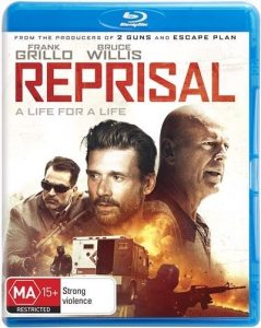 Win <em>Reprisal</em> On Blu-ray