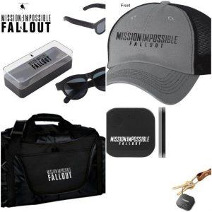 Win a <i>Mission: Impossible – Fallout</i> Merch Bonanza