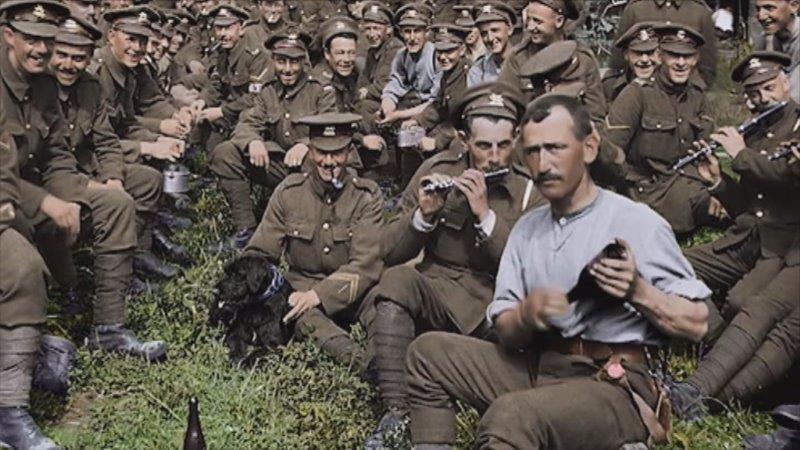 sir-peter-jackson-bringing-rare-wwi-footage-to-life-in-new-docum