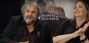 <i>Mortal Engines</i> Interviews
