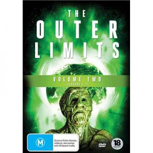 Win <i>The Outer Limits</i>: Volume 2 DVD