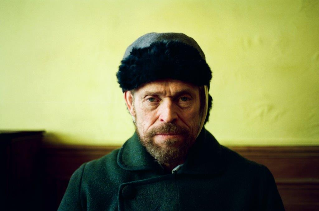 (427) Willem Dafoe (Vincent Van Gogh) in Julian SchnabelÔÇÖs AT ETERNITYÔÇÖS GATE