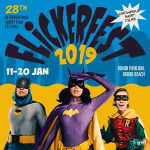 Bam! Flickerfest 2019 Launches