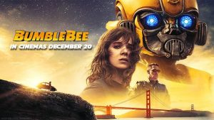 Win a <i>BUMBLEBEE</i> Double Pass