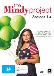Win <i>The Mindy Project</i> Seasons 1 – 4 DVD Boxset