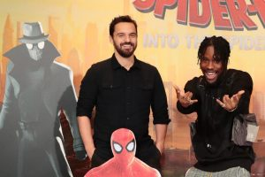 Shameik Moore and Jake Johnson: Dynamic Duo