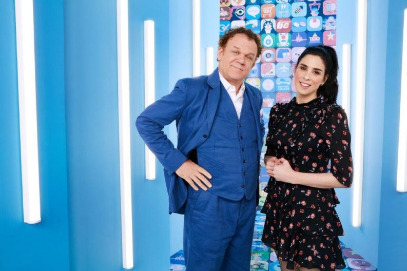 Sarah Silverman John C Reilly Reanimated In Ralph Breaks The Internet Filmink