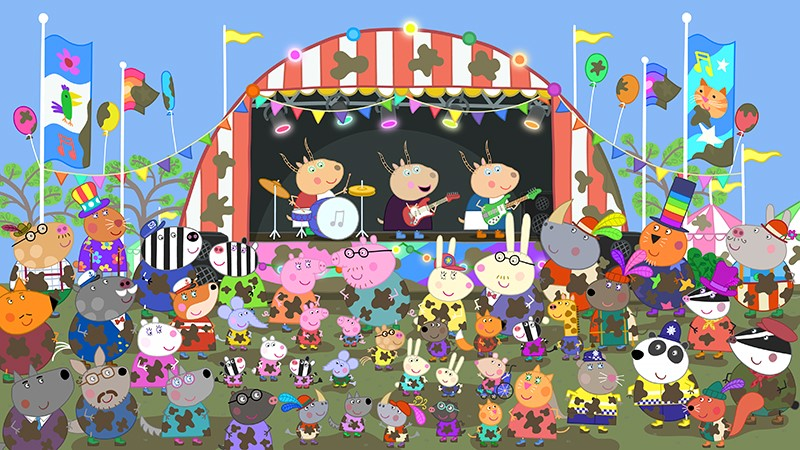 Peppa Pig and Friends Return to the Big Screen to Celebrate 15 Years
