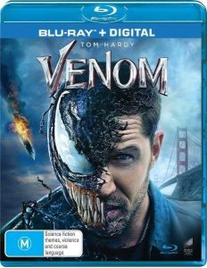 Win <i>Venom</i> on Blu-ray