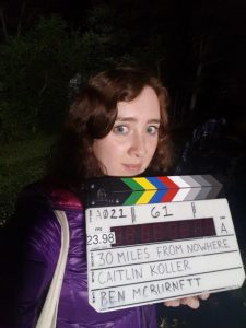 Caitlin Koller: Maid of Horror
