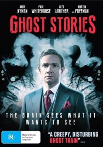 Win <i>Ghost Stories</i> on DVD